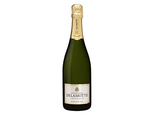 Champagne Delamotte Blanc de Blancs 0,75 lt.
