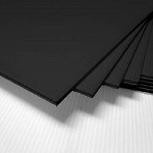 COLIBYOU 4 Pack Corrugated Plastic Sheets Coroplast B Seattle Mall Sign 4mm 4 years warranty