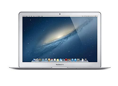 """Apple 13"""" Ordinateur Portable 13.3 """" Mac OS X 10.8 Mountain Lion Argent (Reconditionné)"""