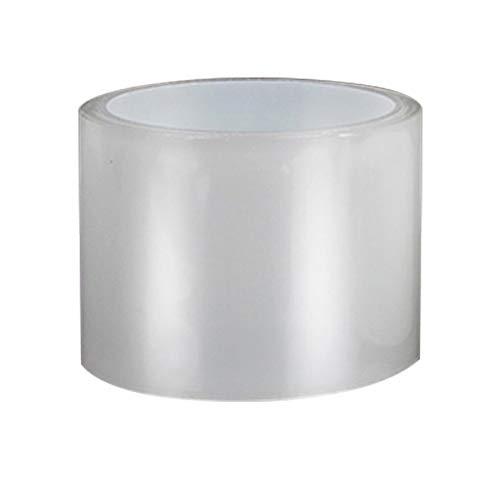 Tira Anticolisión Para Puerta De Coche,Tira De Umbral Cinta De Protección Para Coche,Película de Tira Transparente Anti-colisión Protector