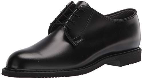 Bates Women's Lites Leather Oxford Uniform Dress Shoe, Black, 10