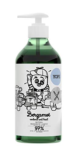 Yope Reinigungsmittel Spülmittel Natural Washing-Up Liquid 750 ml