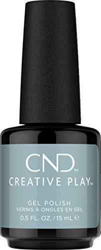 CND Creative Play Gel Polish #536 Blue Horizon, 15 ml