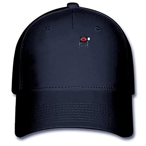 Yuanmeiju Black Clover Asta Bird Nero 58 - Gorra de béisbol para niños Mujeres Vintage Personalizar Tendencia Gorra de béisbol Unisex para Hombres