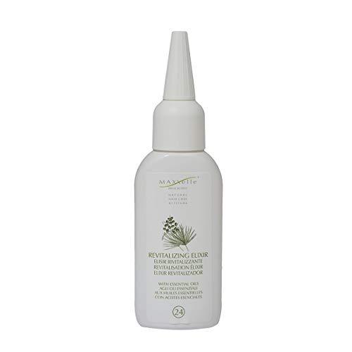 Maxxelle cura - elisir rivitalizzante biologico agli oli essenziali anti-caduta (50ml)