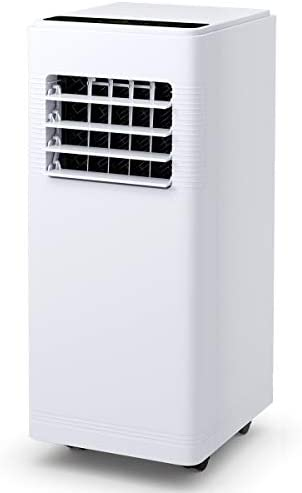 GOFLAME 12000BTU Air Conditioner Portable Standing Room AC Unit with Remote Control Built in product image