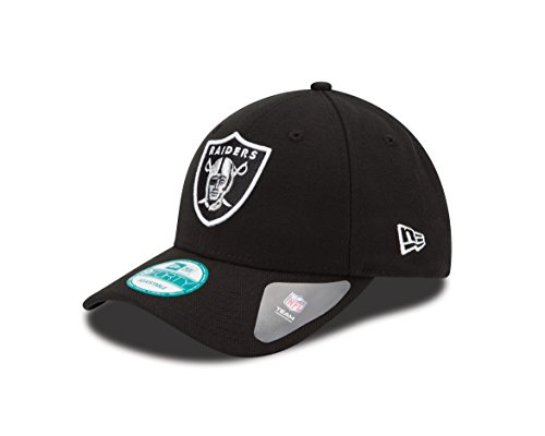New Era Kappe 9FORTY NFL The League Oakland Raiders, Schwarz, One Size, 10517873