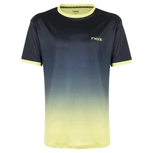 NOX Camiseta Padel Pro Azul Lima