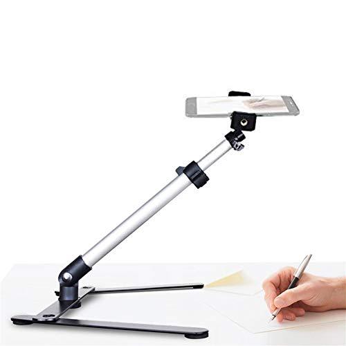 XUMI Ständer, Kalligraphie Videoständer Tisch Handy Halterung Für Backen Basteln Demo Zeichnen Skizzieren Aufzeichnung Live-Streaming