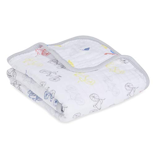 aden + anais 6099G Leader Of The Packclassic Buggy Blanket