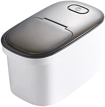 Moisture-proof sealed rice bucket storage 5 popular plastic b New product type Kitchen