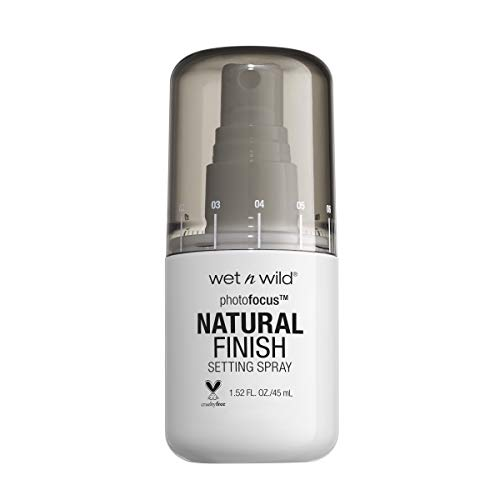 Wet N Wild Fixierspray für Makeup - Photofocus™Setting Spray, vegan, 1er Pack, 45ml