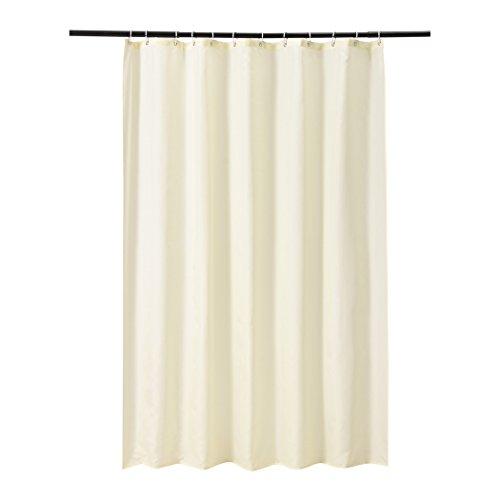 shaneundshaina Gelb lang groß größe wasserdicht duschvorhang hängen Vorhang (Gelb, höhe:230cm/90.55in;breite:200cm/78.74in)