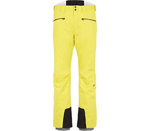 J.Lindeberg Truuli JL 2L Hommes Pantalon Ski S Jaune S