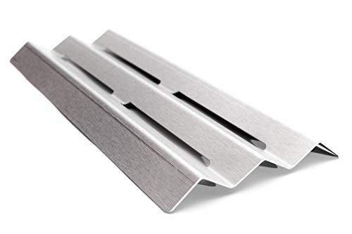 Kette´s Grillzubehör Flammbleche Sear Plates für Napoleon Gasgrills (370mm für Mirage/Triumph & Se Serie)