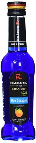 Riemerschmid Bar-Sirup Blue Curacao (1 x 0.25 l)