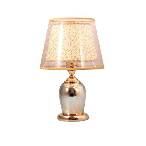 ZUQIEE Nachttischlampe Tischlampen, Personality Einfache Lampe, 3D Stereoscopic optische Effizienz der modernen Wohnzimmer-Lampe, Led Study-Schlafzimmer-Lampe, Nachtlesenachtlicht