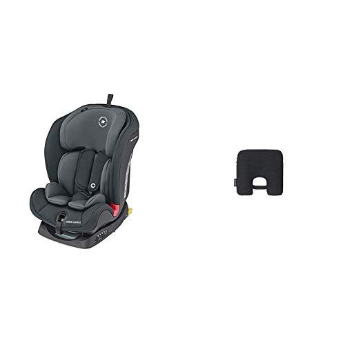 Bébé Confort Seggiolino Auto Gruppo 123 Titan, 9-36 Kg, Isofix Reclinabile, Reclinabile in 5 Posizioni, Grigio + Dispositivo Anti Abbandono