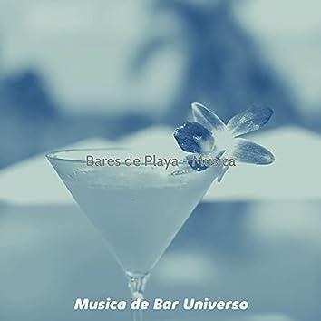 Bares de Playa - Musica