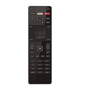 VIZIO XRT122 M-SERIES M321i-A2 M401i-A3 M471i-A2 TV REMOTE CONTROL substitute
