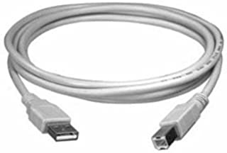 Ultra Spec Cables - High Speed USB 2.0 Printer Cable - A-Male to B-Male - 1 Foot