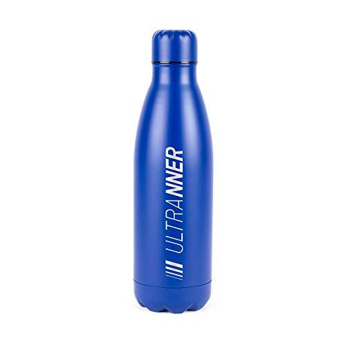 Ultranner Kongur – Bidón Aluminio 1 litro (Azul)