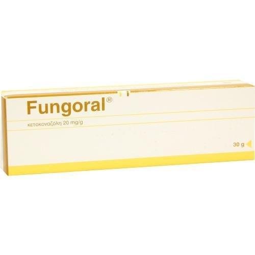 FUNGORAL 2% Creme 30g PZN: 4908860