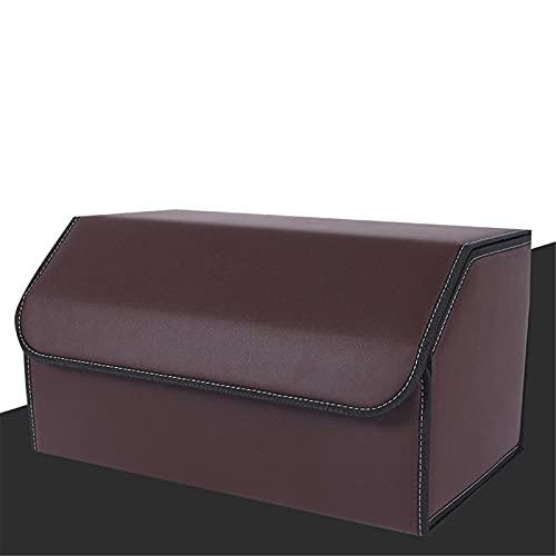 Caja de almacenamiento de coche WYR caja de almacenamiento caja de almacenamiento de artículos diversos plegable caja de clasificación para compras, juguetes, necesidades diarias, D-15.7X12.5X11.8inch
