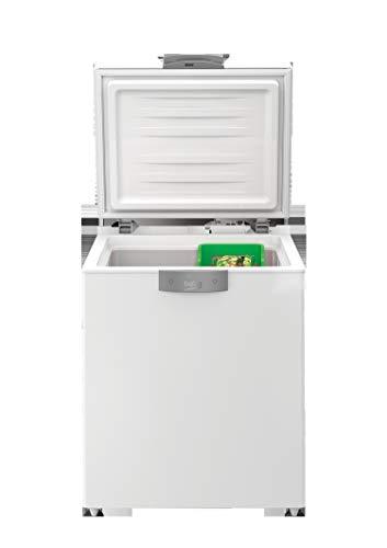 Beko HS221530N congelatore Libera installazione A pozzo Bianco 205 L A+
