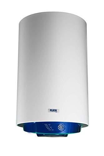 Fleck Grupo Ariston Termo Eléctrico 200 litros | Calentador de Agua Vertical, Serie Elba, Altos Litrajes – Control Eléctronico de la Temperatura, Resistencia Cerámica Envainada