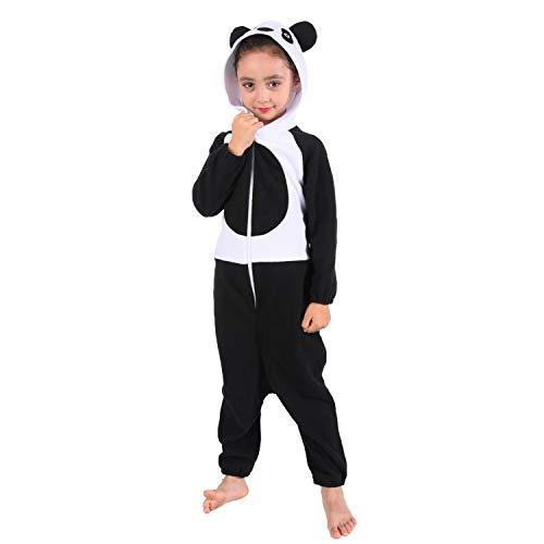 NSSONBEN Costume di carnevale per bambini, costume da animale, costume di carnevale, cosplay, anime, pigiama scimmia