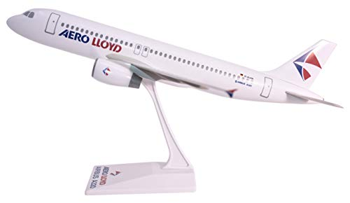 Flight Miniatures Aero Lloyd Airlines 1996 Airbus A320100 1:100 Scale REG#DALAA