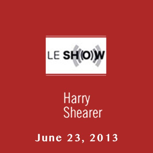 Le Show, June 23, 2013 cover art