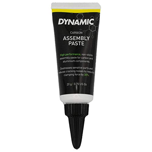 Dynamic Carbon Assembly Paste Montagepaste Tube 20 g DY-036
