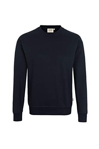 HAKRO Sweatshirt Performance - 475 - schwarz - Größe: M