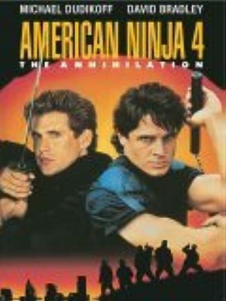 Watch American Ninja 4: The Annihilation | Prime Video