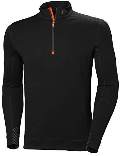 Helly Hansen Mens Workwear, Black, L-Chest 42.5