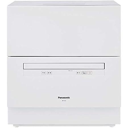 パナソニック 食器洗い乾燥機 ホワイト NP-TA3-W