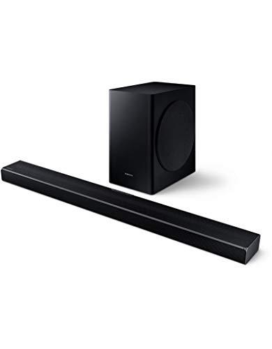 Samsung HW-Q60T 5.1 Soundbar integrierter Subwoofer, Bluetooth -Schwarz Q60Trz