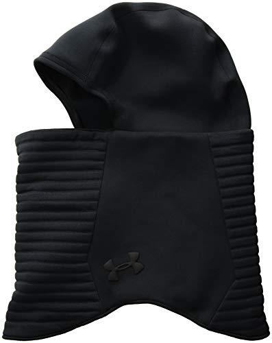 Under Armour Men's Pinnacle Versa Hood, Black (001)/Black, One Size Fits All