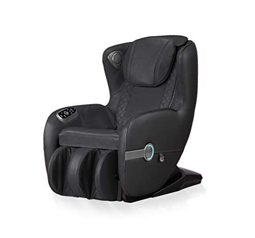 Trade-Line-Partner MASSAGESESSEL Remote für Ihr Wohlbefinden - Schwarz - medizinischer Fernsehsessel und Massagestuhl die Luxus Ausführung für Absolute Entspannung.