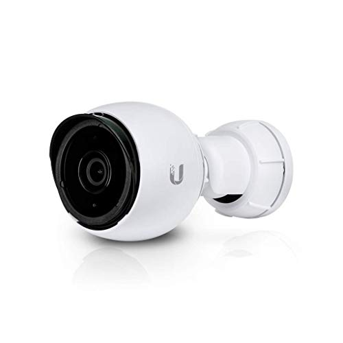 Ubiquiti Networks UniFi Protect G4-Bullet Camera Versatile 4 MP (1440p), W125818480 (Camera Versatile 4 MP (1440p) Indoor/Outdoor Bullet Camera with 24 FPS Video for Day or Night Surveillance)