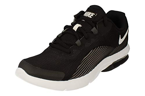 Nike Air Max Advantage 2 GS Running Trainers AH3432 Sneakers Shoes (UK 5.5 us 6Y EU 38.5, Black White Anthracite 002)