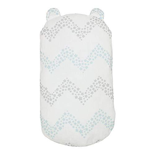 たまひよ 抱っこ布団 メッシュ素材 丸洗いできる!安心抱っこふとん(日本製) (シェブロン(Wガーゼ))