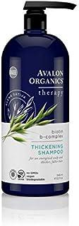 Avalon Organics Biotin B-Complex Thickening Shampoo, 32 oz(946 ml)