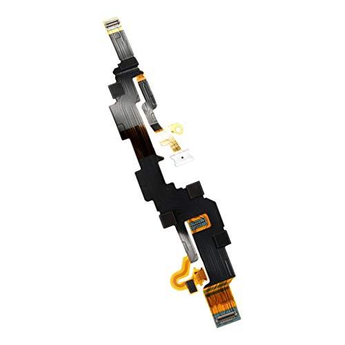 gazechimp Novo Cabo De áudio Jack Reparação Microfone Cabo Flexível Para Sony Xperia Xz2p Telefone Inteligente