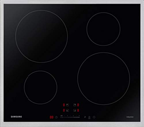 Samsung NZ64N3707AS/UR Induktionskochfeld autark 60cm Touch Control
