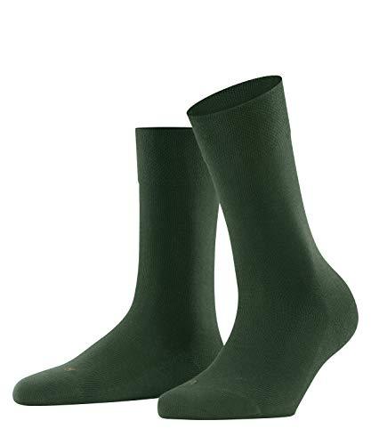 FALKE Damen Sensitive London W SO Socken, Grün (Mistletoe 7272), 35-38