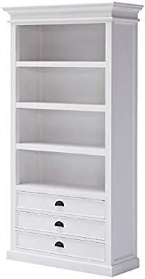 Amazon Com Arobas 600203 Bookcase Audio Tower From