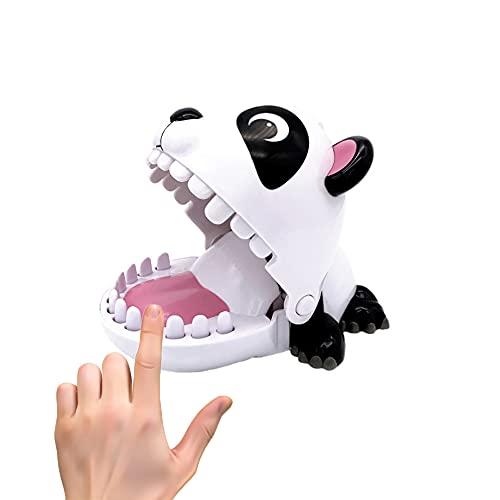 Juguete de dedo de mordida al azar Panda divertido juego familiar juego...